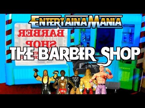 OuW EntertainaMania S1-E1 The Barber Shop