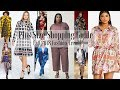 Plus Size Shopping Guide | Fall Fashion Trends