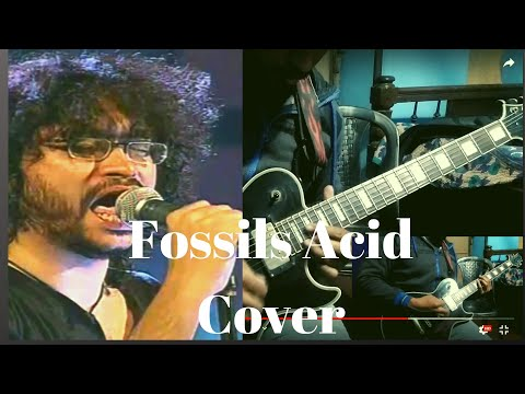 Acid by Fossils 2 cover With Solo