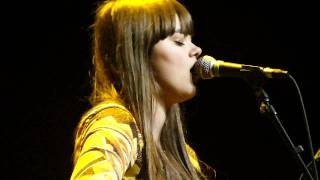 "First Aid Kit- ""Hard Believer"" live @ Fox Theatre Pomona 11/7/11"