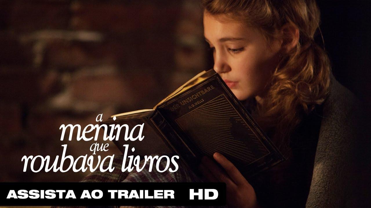 A Menina que Roubava Livros | Trailer Legendado HD | 2014