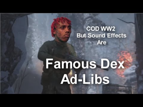 i replaced the sound effects in the cod ww2 multiplayer trailer with