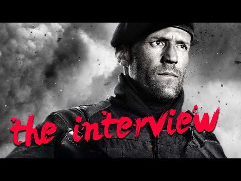 "Jason Statham: ""The Expandables"" interview"