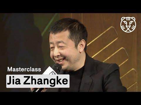 Masterclass Jia Zhangke