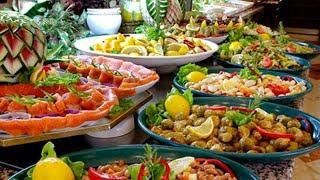 Download Египет 5*, ШВЕДСКИЙ СТОЛ, это того СТОИТ! Отель Reef Oasis Beach Resort - завтрак, обед и ужин ч.3 Mp3 and Videos