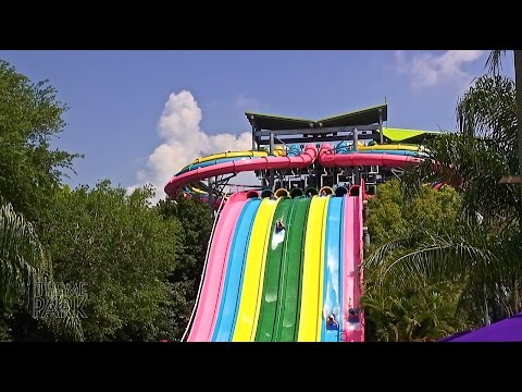 SeaWorld Aquatica Orlando Water Park 2015 Tour and Overview