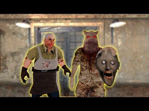 Granny vs Mr Meat vs Evil Nun funny animation part 58