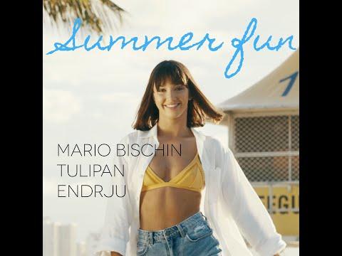 Смотреть клип Endrju & Mario Bischin & Tulipan - Summer Fun