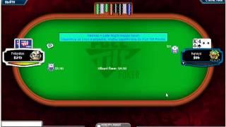 Лудовод по Limit Holdem от TTR в FullTilt Poker
