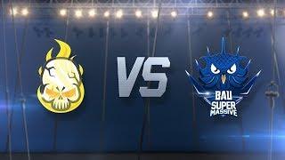 P3P eSports ( P3P ) vs BAUSuperMassive eSports ( SUP ) 1. Maç | 2017 Yaz Mevsimi 6. Hafta