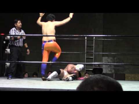 Movie City Wrestling - Lotus Nelumbo vs DEZI