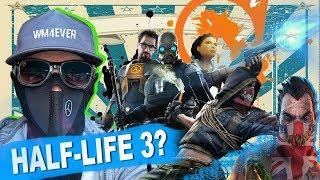 Выйдет ли Half Life 3? | Игры для слабых ПК | Бесплатные Игры | Новые Игры