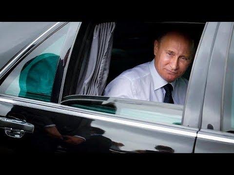 Путин во Владивостоке 2017 Putin in Vladivostok