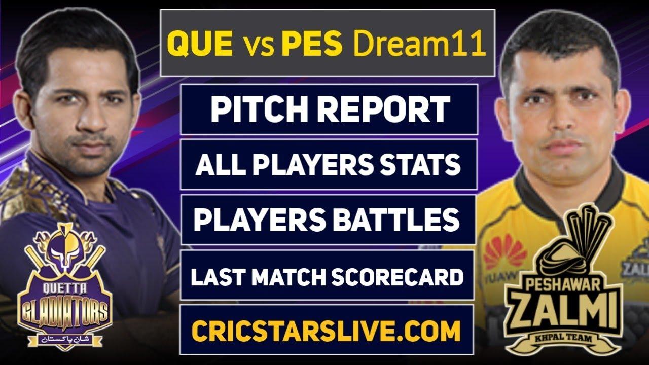 QUE vs PES Dream11 Prediction | QG vs PZ Dream11 Prediction | Sheikh Zayed Stadium Abu Dhabi