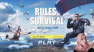 AKHIR NYA BISA JUGA CUY II RULES OF SURVIVAL