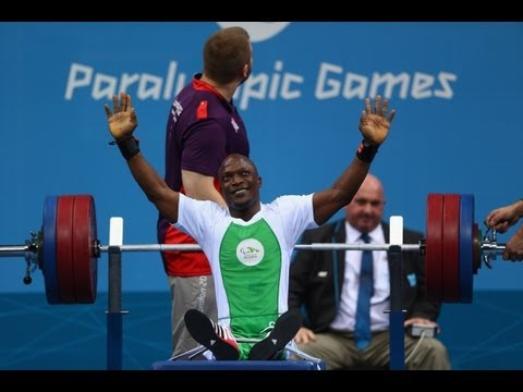 Powerlifting - Men's -48 kg - London 2012 Paralympic Games