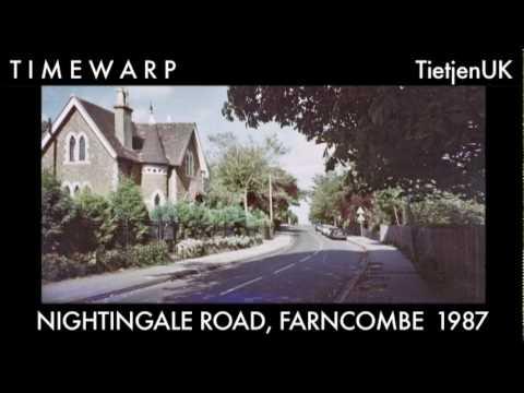 Timewarp 8: NIGHTINGALE ROAD, FARNCOMBE