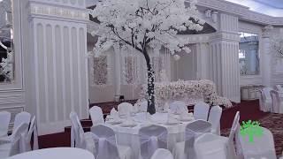 Свадебное оформление искусственные деревья сакура .