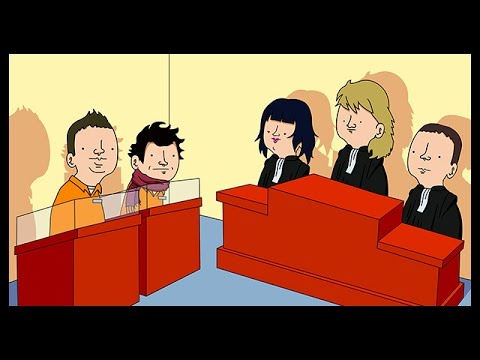 LE TRIBUNAL - LES AVENTURES WANKULS (Animation Officielle)