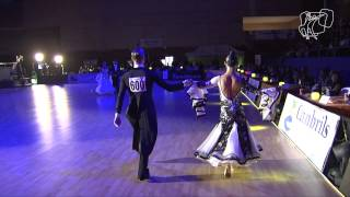 2014 Euro Ten Dance | The Final Reel STD | DanceSport Total