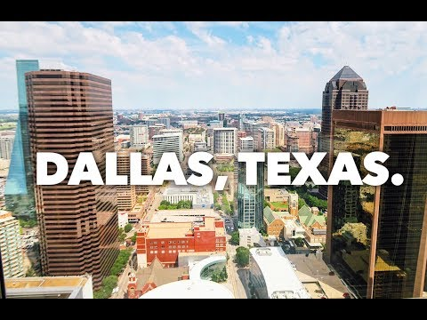 EXPLORING DALLAS, TEXAS