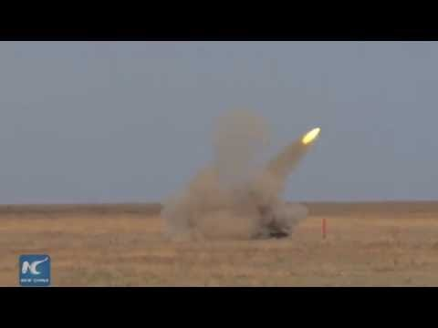 Kavkaz 2016 military drills test latest Russian missile systems