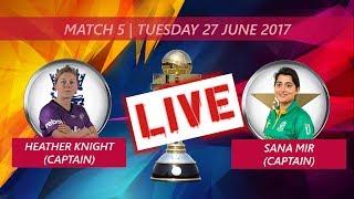 England vs Pakistan Women Live Score, Commentary | Women World Cup 2017
