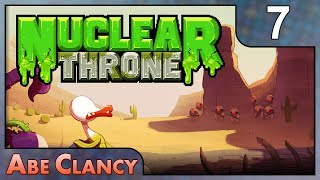 AbeClancy Streams: Nuclear Throne - 7 - Daily for October 13th 2018