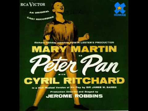 Peter Pan Soundtrack (1960) -15- Oh, My Mysterious Lady