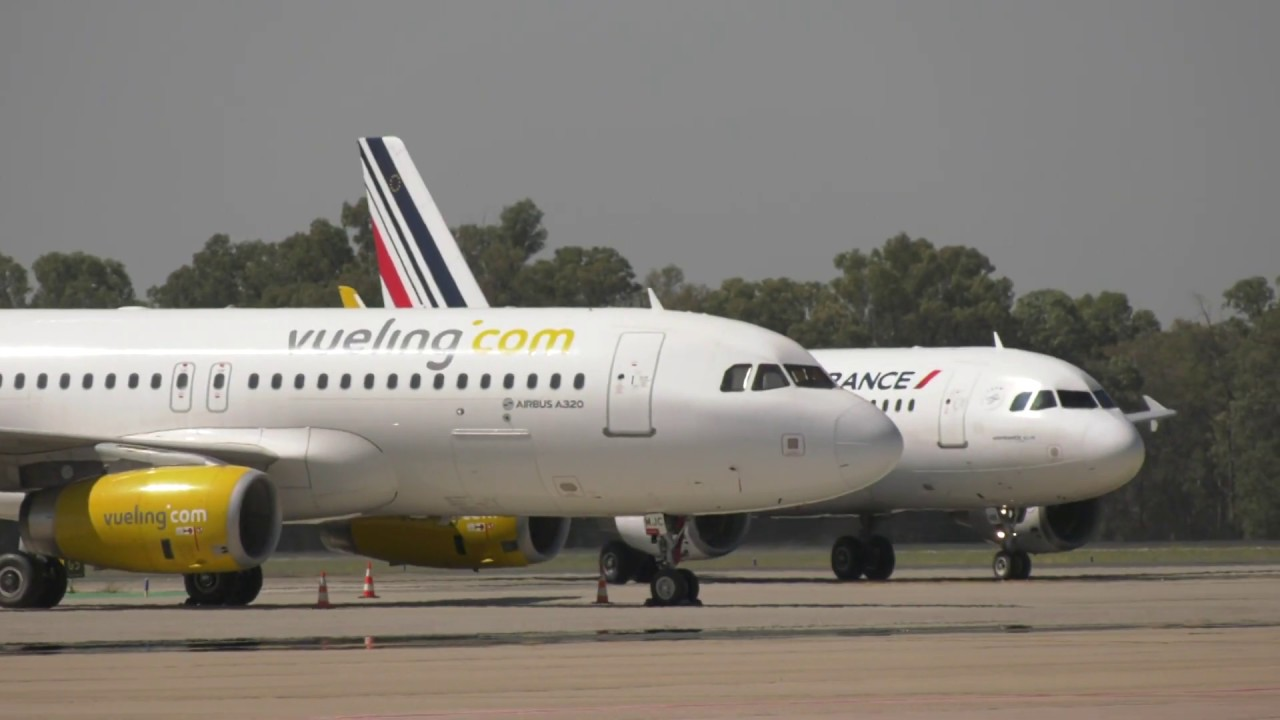 Sevilla estrena ruta aérea diaria con París a través de Air France. 02-07-20