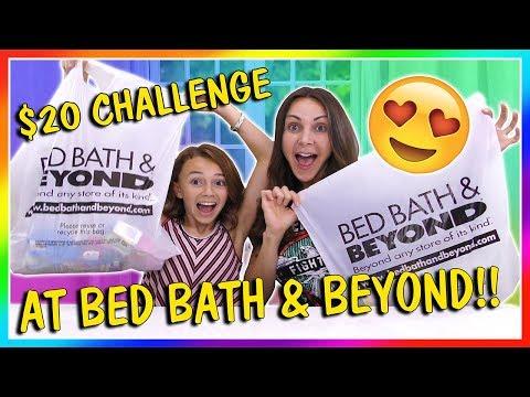 Bed Bath Beyond Toy Challenge
