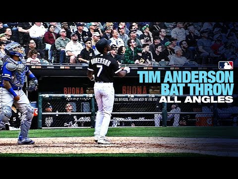 Ron And JP - Should Chicago's Tim Anderson Have Been Suspended For This Bat Flip?