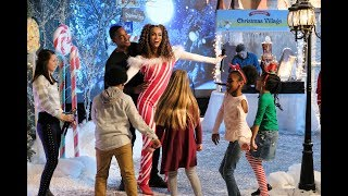 Tyra Banks drops rap-heavy 'Be a Star' remix from Life-Size 2