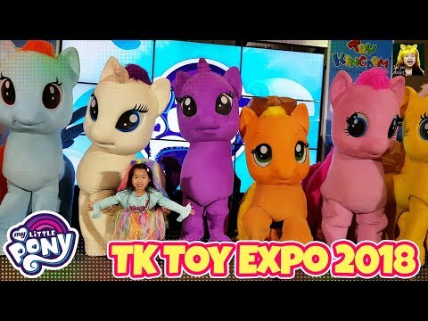 My Little Pony Live On Stage | Toy Kingdom PH TK Toy Expo 2018