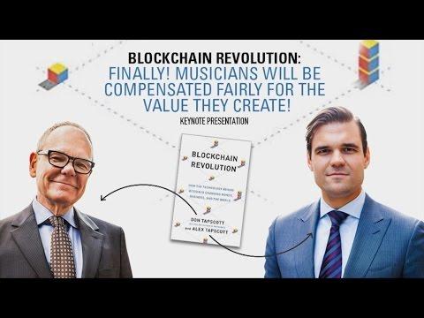 ALEX & DON TAPSCOTT: Blockchain Revolution
