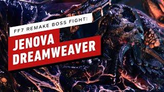Final Fantasy 7 Remake Walkthrough - Jenova Dreamweaver Boss Fight