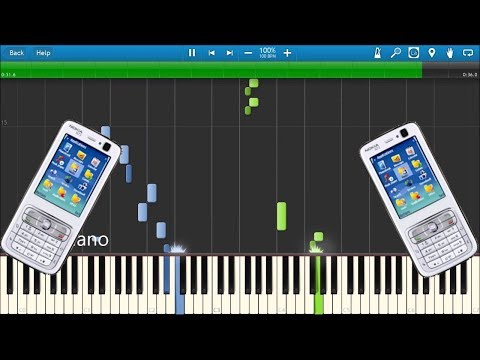 NOKIA N73 RINGTONES IN SYNTHESIA