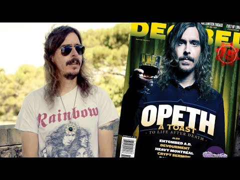 Opeth X Decibel Magazine