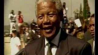 صنعوا التاريخ.. نيلسون مانديلا