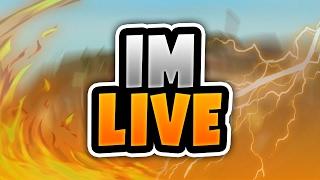 #ROBLOX Noon Stream! Pf,MEGA Challenge, & MORE! #MrSteel4k #Roadto3.7k