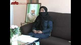 Jalsa Salana 2012 Germany - Information Lajna Imaillah (urdu)