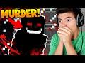 WHO MURDERED HIM Minecraft MURDER MYSTERY