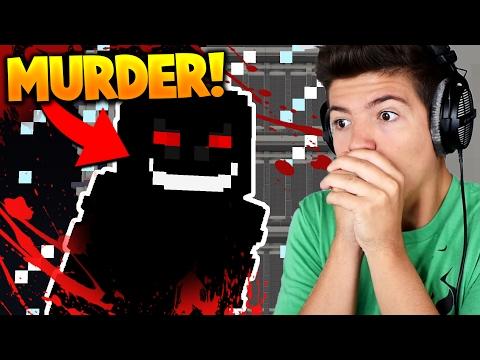 WHO MURDERED HIM?! | Minecraft MURDER MYSTERY - Видео из Майнкрафт (Minecraft)