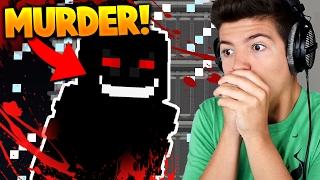 Фото WHO MURDERED H M  Minecraft MURDER MYSTERY