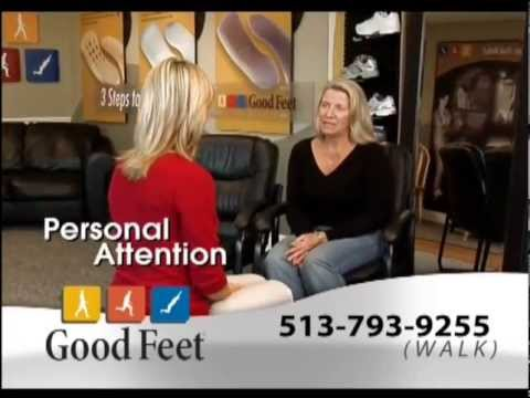 Foot Pain Relief Good Feet Store Cincinnati plantar fasciitis arch supports orthotics heel pain