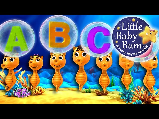 Little Baby Bum | ABC Underwater Song | Nursery Rhymes for Babies | Songs for Kids