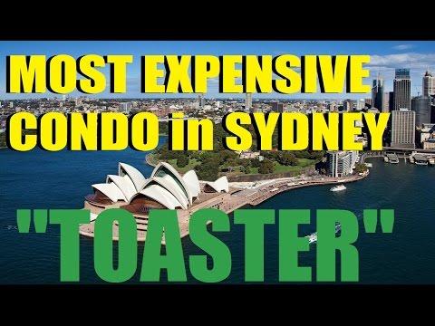 The Toaster - Sydney