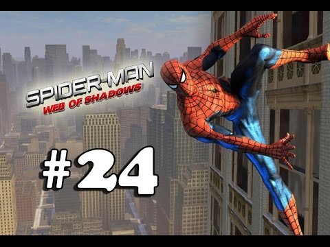 Spider-Man Web of Shadows #24 - Symbiot Balck Cat i ...