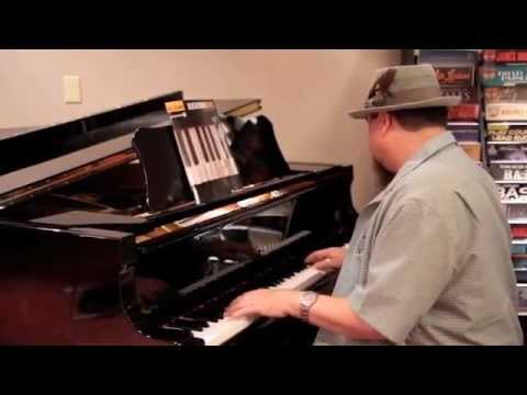 Hal Leonard Blues Piano Method