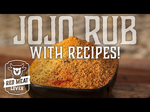 Chicken And Pork Rub Recipe - Includes 6 EASY How-To Recipes